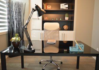 Skapa en bra arbetsplats hemma