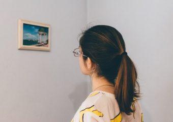Blogga om skönhet och konst